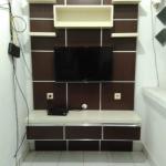 backdrop tv hpl bekasi - Backdrop TV HPL Minimalis