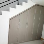 jual lemari bawah tangga bekasi - Lemari Bawah Tangga Minimalis Bekasi