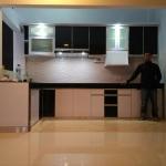 kitchen set apartemen kecil - Kitchen Set Summarecon Bekasi