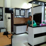 kitchen set apartemen studio - Kitchen Set Summarecon Bekasi