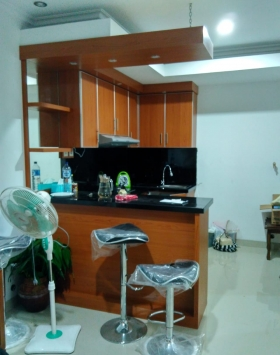 Jasa Membuat Kitchen Set Bekasi