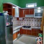 kitchen set granit - Jasa Membuat Kitchen Set Bekasi